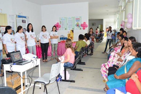 Isea promove integração entre doadoras e mães atendidas pelo Banco de Leite