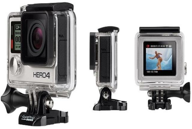 Quase 85% das vendas da GoPro são para jovens de 18 a 34 anos, revela pesquisa